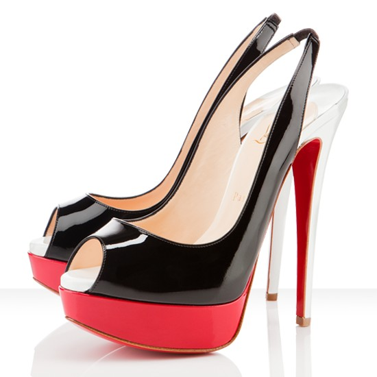 Christian-Louboutin-Lady-Peep-Sling-150mm-Black-Pumps