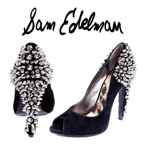 new product 03dcd c04c8 Studs Trend: Sam Edelman | Style Shouts