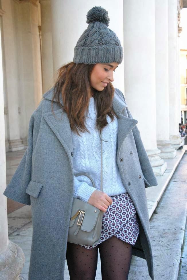 look-inverno-maglione-calze