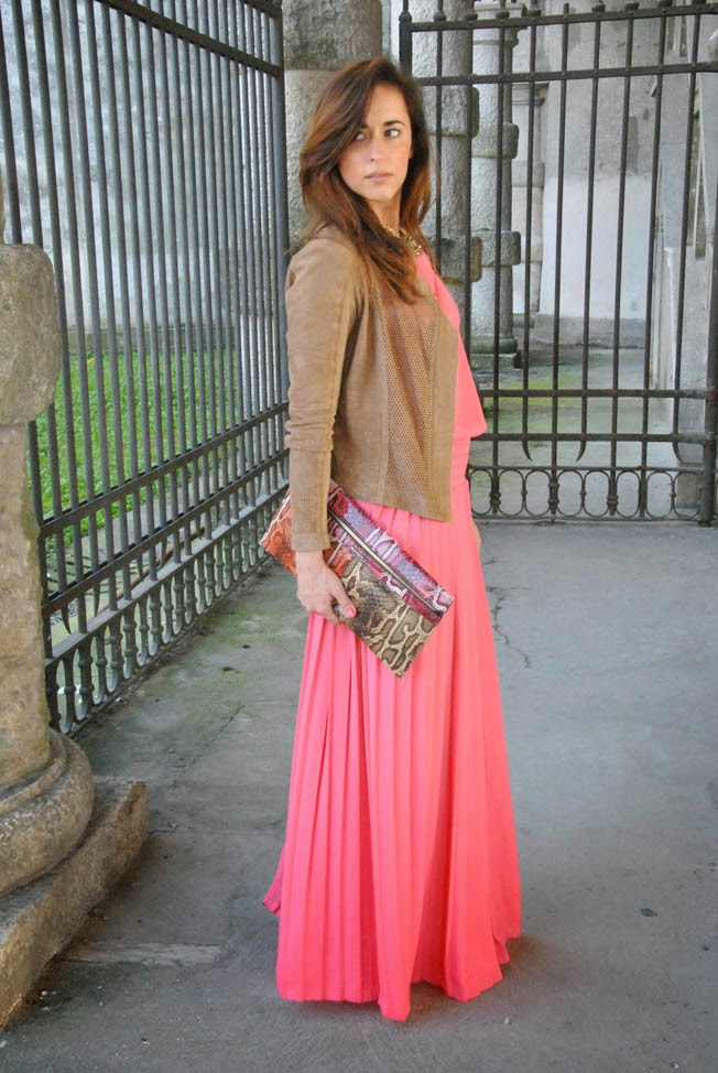 Long pink day | Style Shouts