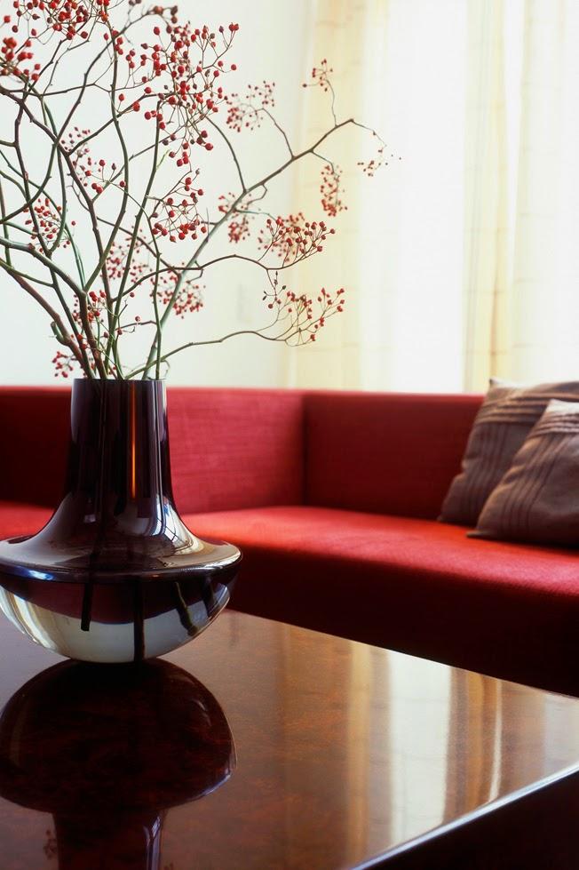 Arredare col color marsala il colore pi trendy della for Arredamento casa dalani
