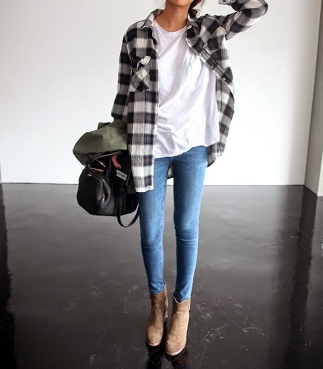 Amato Trend alert: check shirt , la camicia a quadri non fa più pic nic  OR72