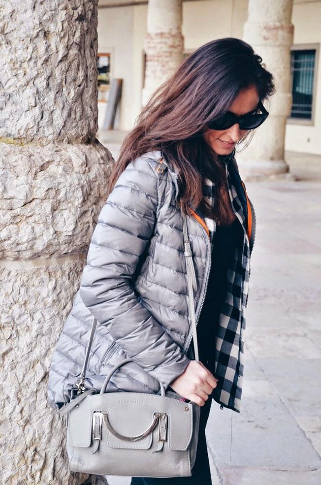 piumino-medio-camicia-quadri-outfit-blogger