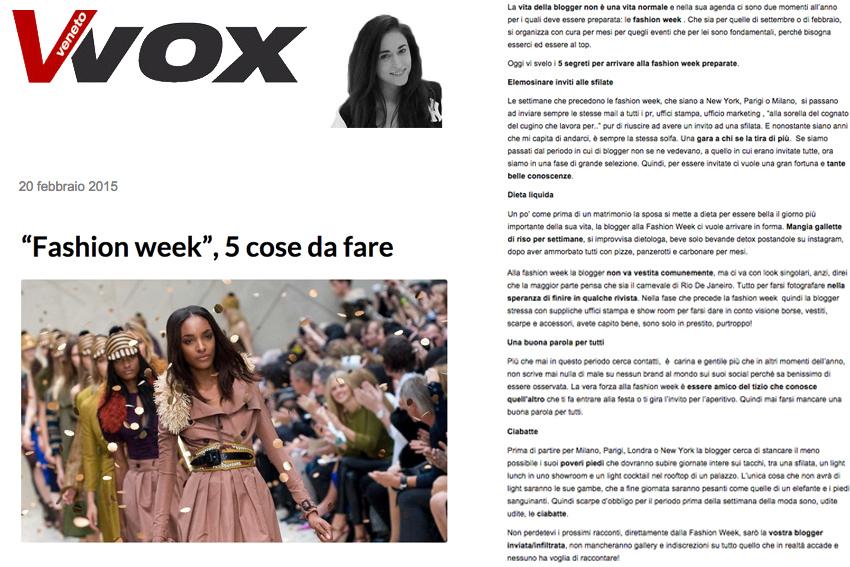 rassegna stampa vvox 20 febbraio 15