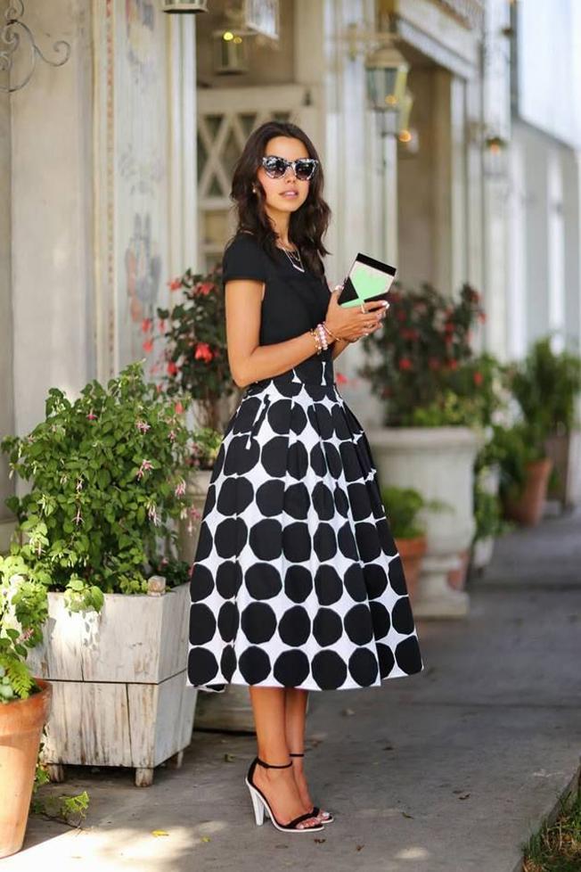new arrivals 95eaf 36afc Abbigliamento di moda, i vostri sogni: Gonne anni 50