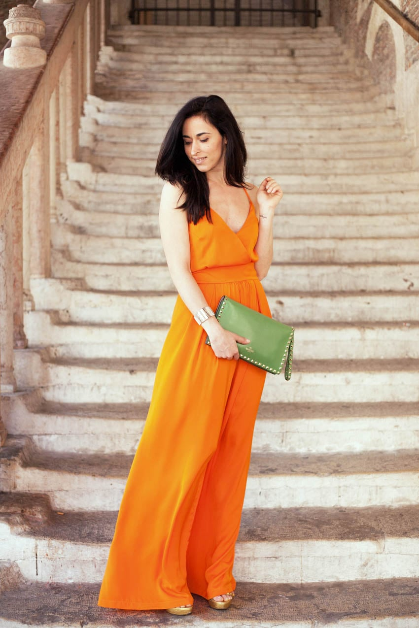 vestito-arancione-annaritaN