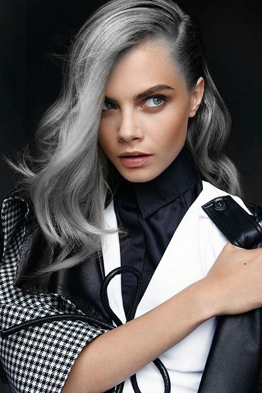 gray-granny-hair-trend-alessia-canella-cara-delevingne