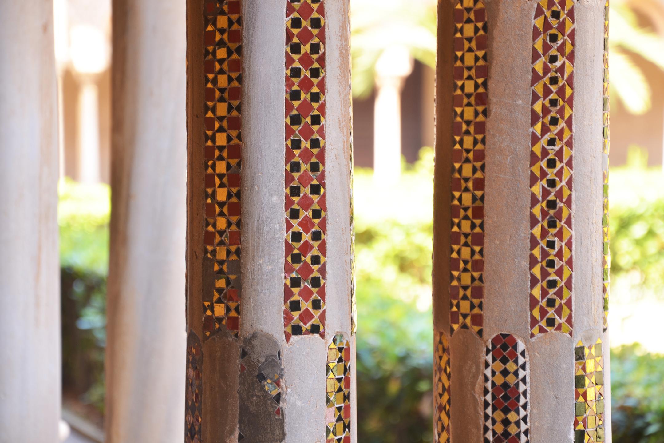 alessia-canella-sicilia-monreale-cattedrale-colonne-mosaico