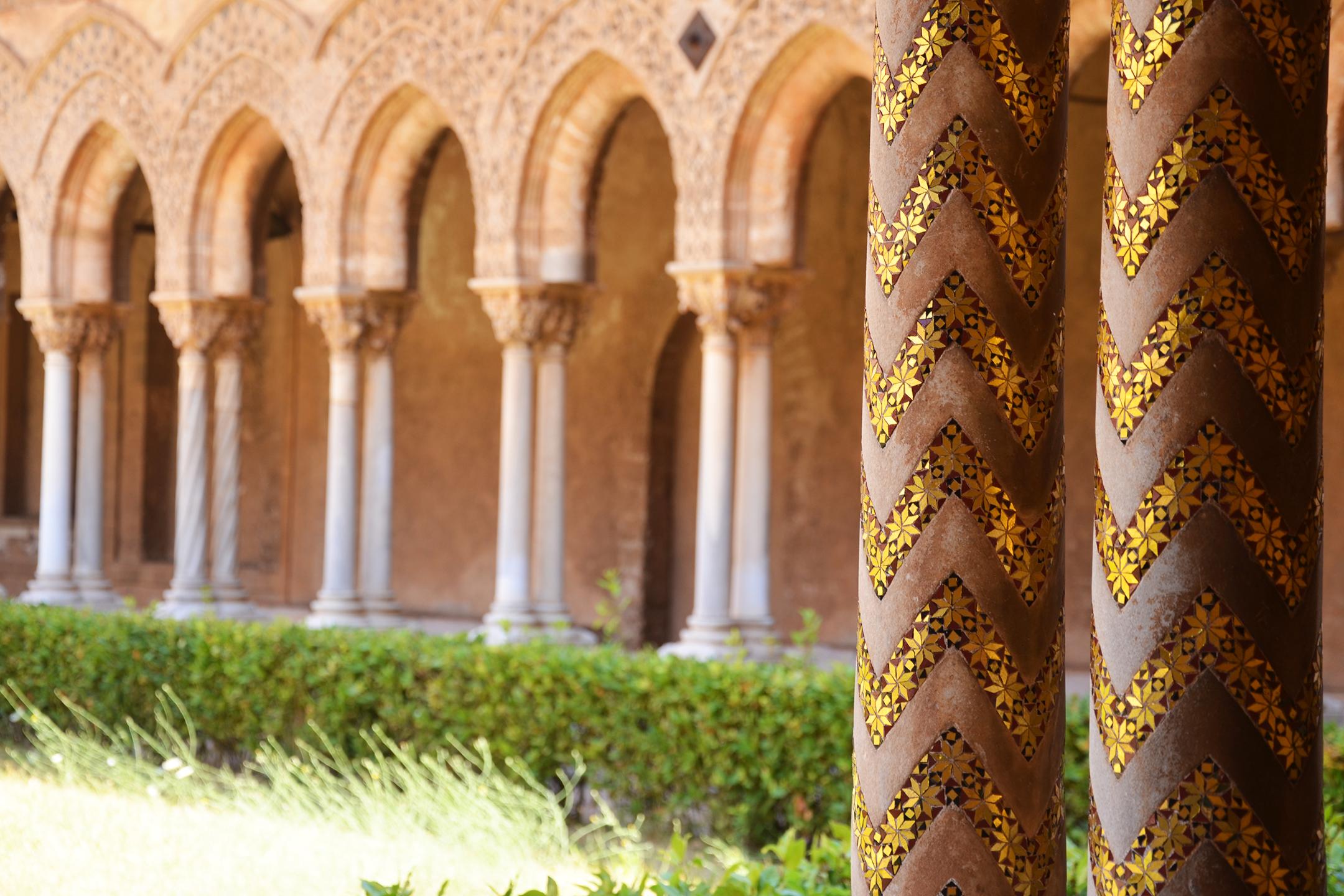 alessia-canella-sicilia-monreale-cattedrale-colonne