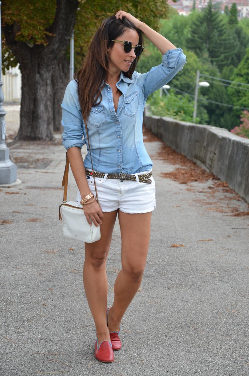 abbinare-shorts-bianchi