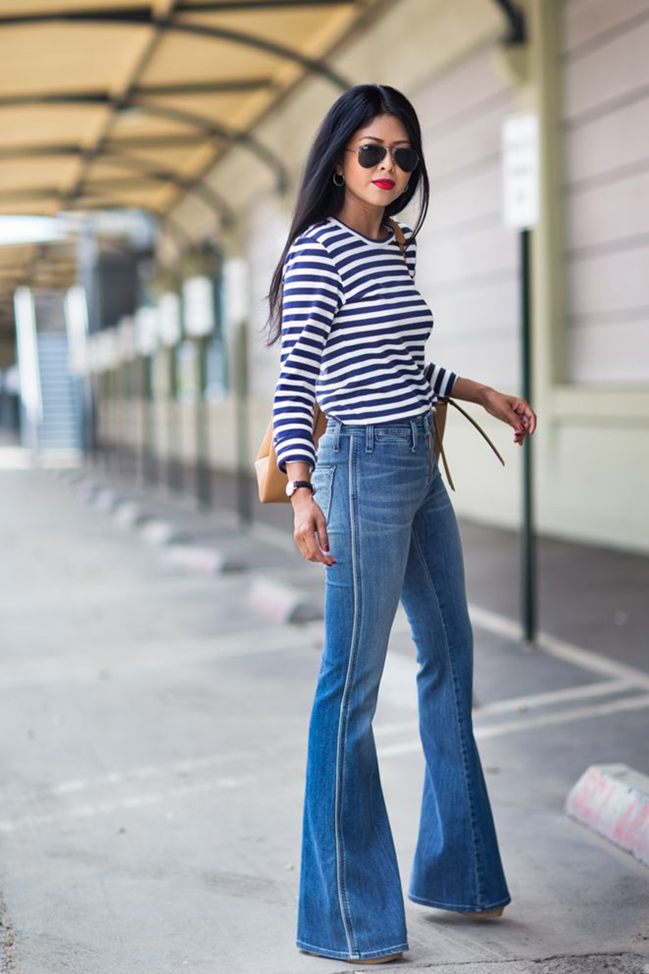 pantaloni-zampa-styleshouts-come-abbinare-seventies