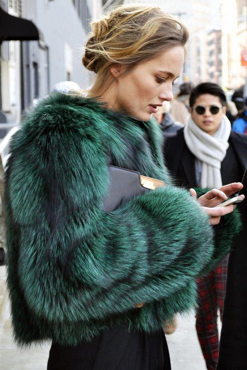 green-pelliccia-fur-coat