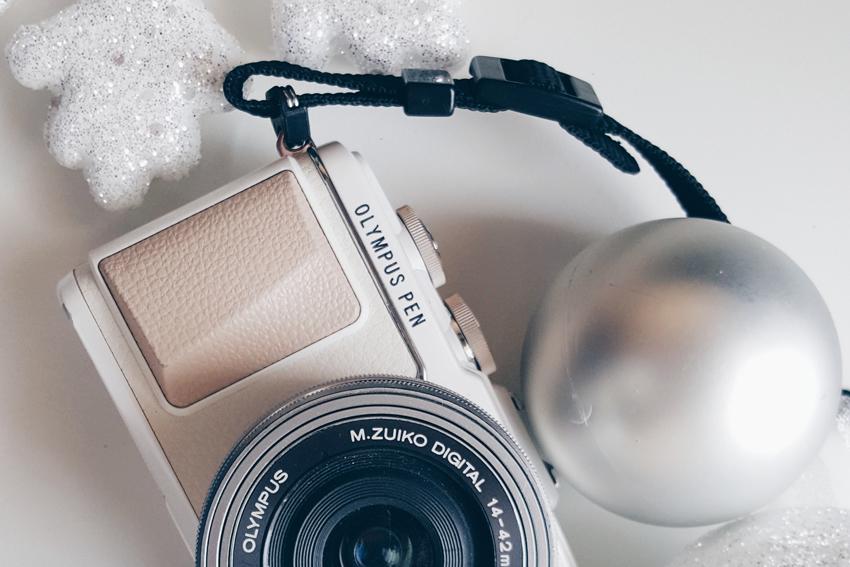 Olympus pen machine fotografica mirror less