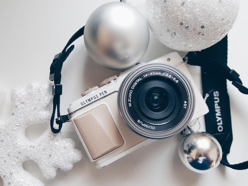 fotocamera olynpus pen