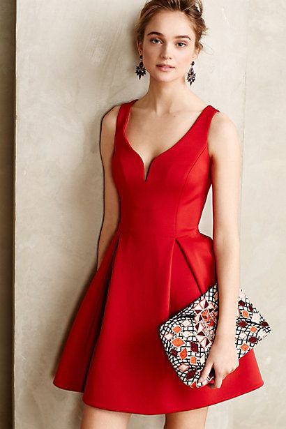 red-dress-party