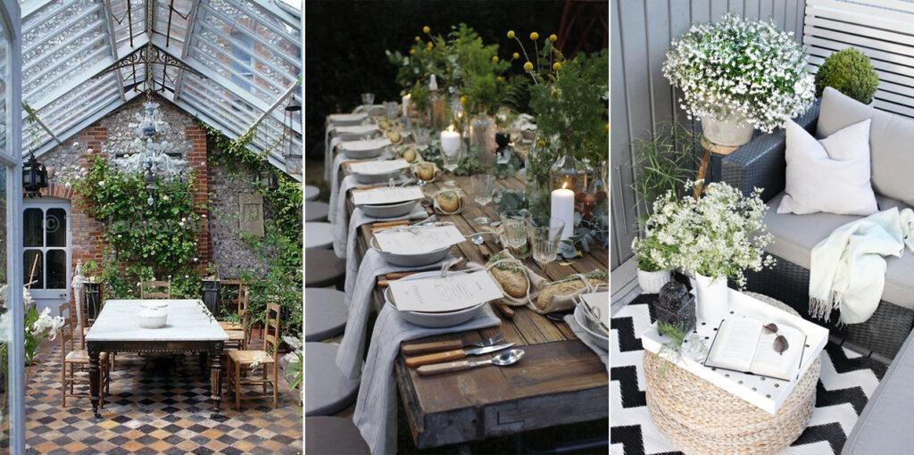 Arredare il giardino tendenze primavera 2016 style shouts for Buongiorno arredamenti