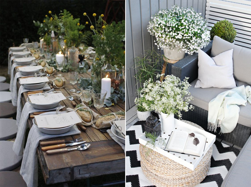 Arredare il giardino tendenze primavera 2016 style shouts for Giardini da arredare
