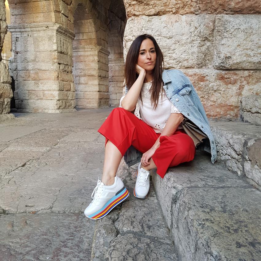 alessia-canella-blogger-italiana-influencer-hogan-scarpe-sneakers