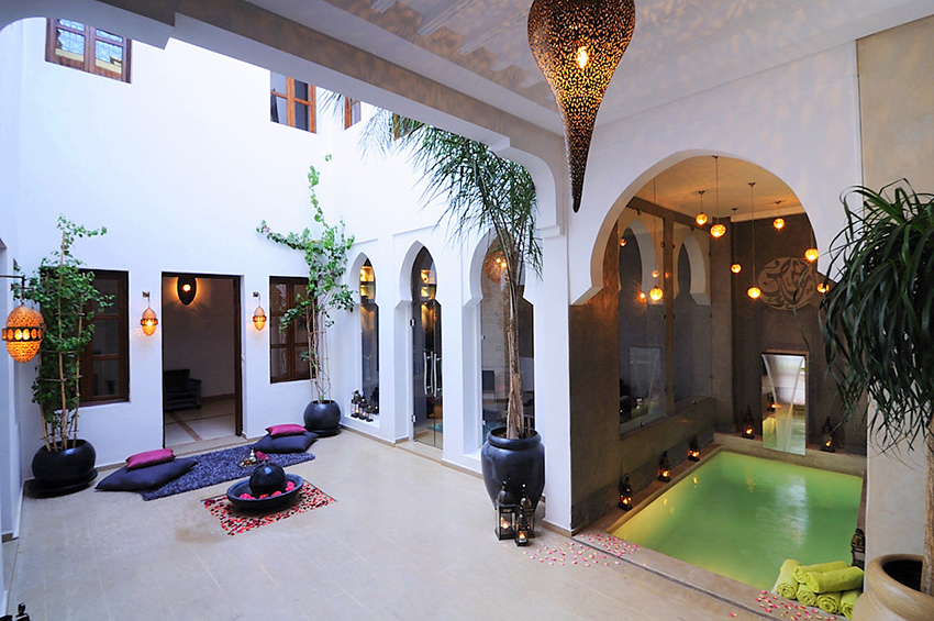 Riad_Chayma_marrakech_dove_alloggiare
