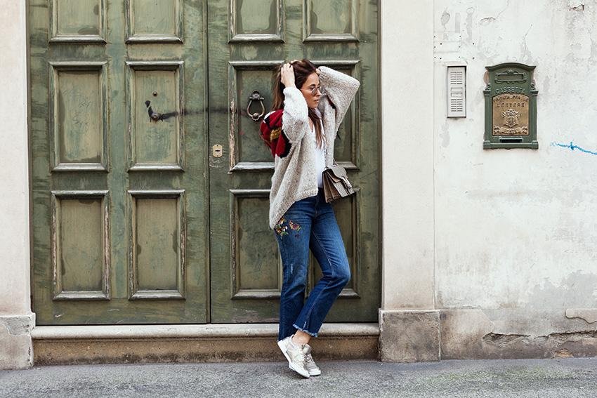 come_indossare_maglione_lana_oversize