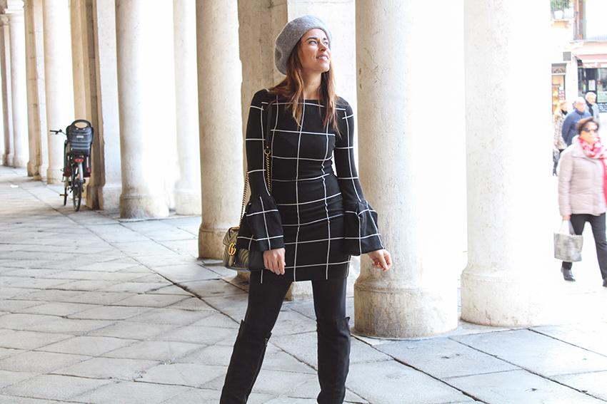 styleshouts-vestito-nero-righe-bianche-blog