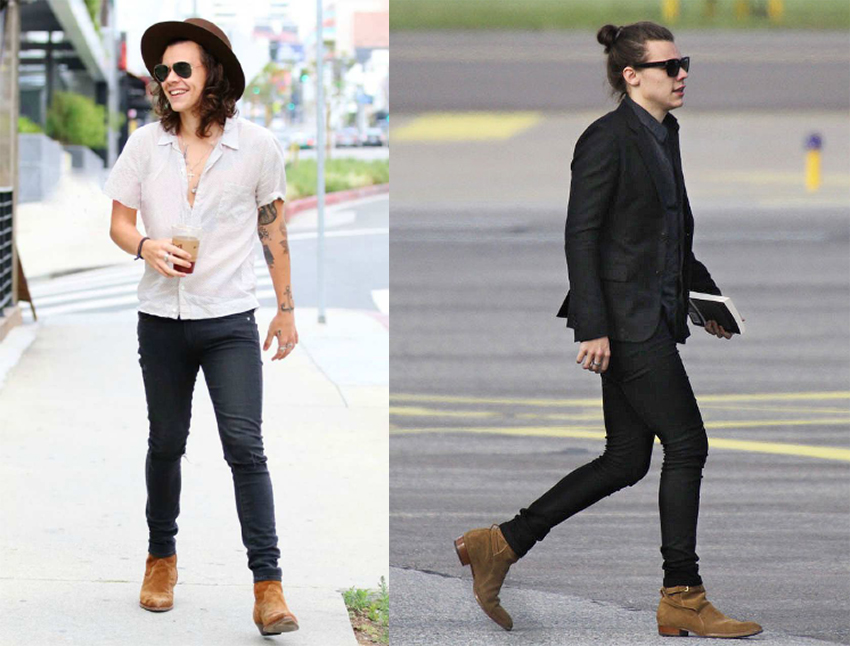cantante_harry_styles_saint_laurent_boots
