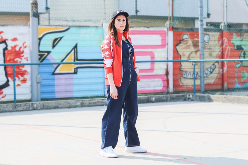 Essere alla moda con un look sportivo style shouts for Alla maison di alessia
