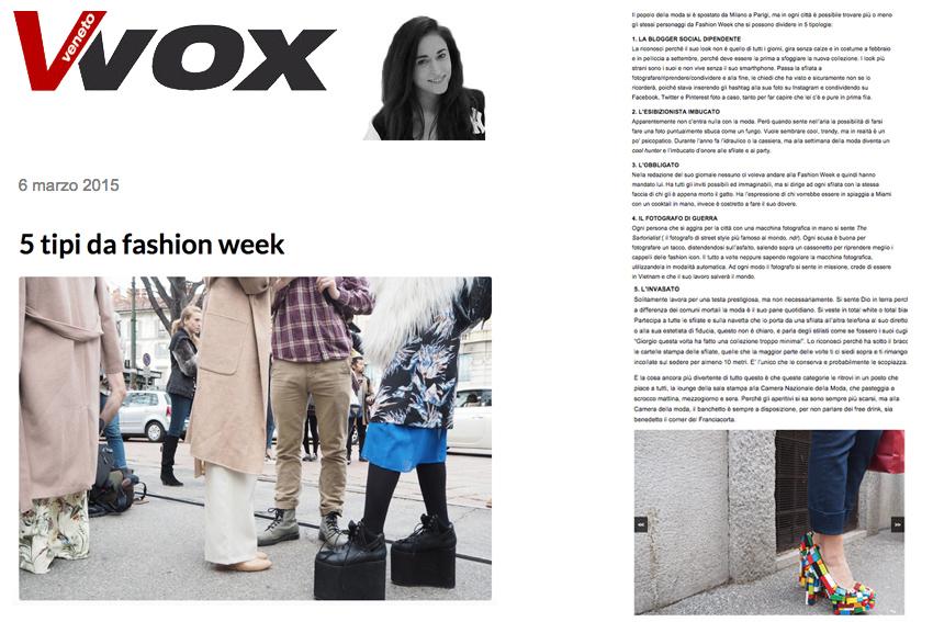 rassegna stampa vvox 6 marzo 15